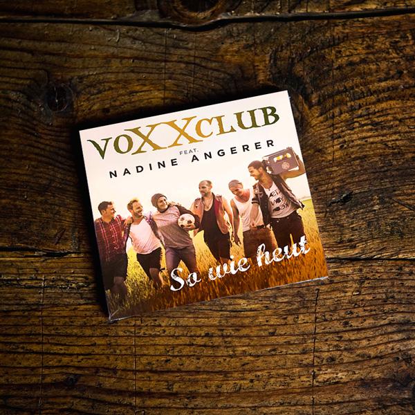 voXXclub So wie heut – Single