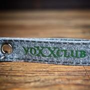 voXXclub Filzschlüsselanhänger