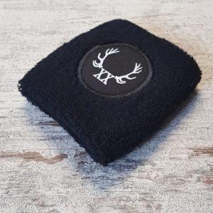 Schweißband schwarz